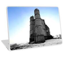 Donnington Castle In The Snow Laptop Skin