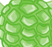 Cute Green Sea Turtle Sticker