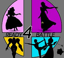 GIRLS READY FOR BATTLE by Team-AGP2014