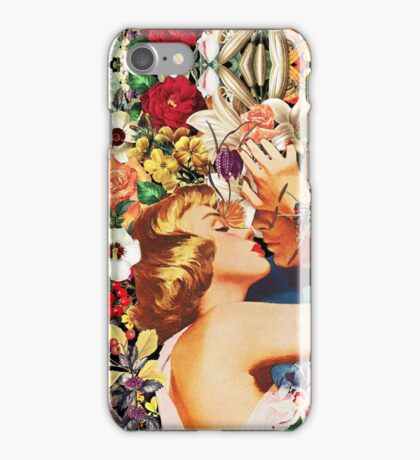 Floral Bed iPhone Case/Skin