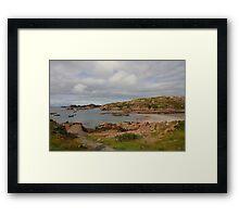 Fionnphort Framed Print