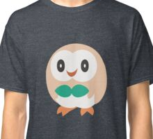 Rowlet - Pokemon Sun and Moon Classic T-Shirt