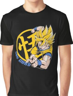 goku Graphic T-Shirt