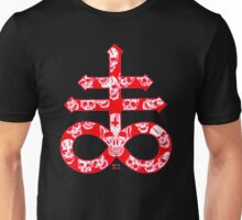 LEVIATHAN CROSS OF SKULLS Unisex T-Shirt
