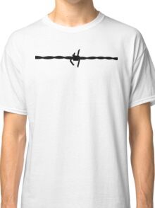 Barb Wire - for Shirts and Hoodies Classic T-Shirt