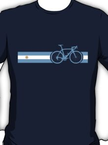 Bike Stripes Argentina T-Shirt