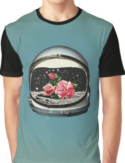 Spring Crop at the Rosseland Crater Graphic T-Shirt