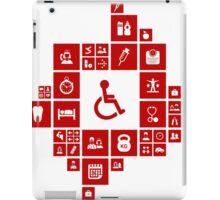 Medicine the designer iPad Case/Skin