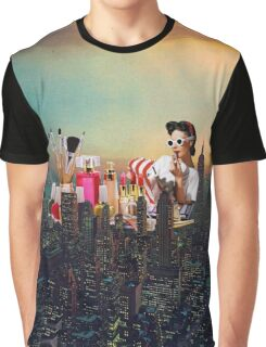 Urban Camouflage Graphic T-Shirt