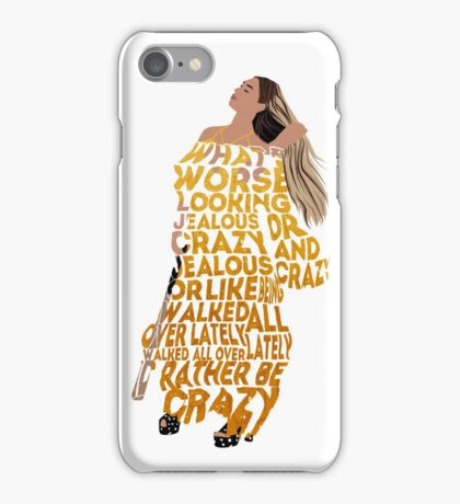 hold up iPhone Case/Skin