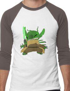 Yoda Stitch Men's Baseball ¾ T-Shirt