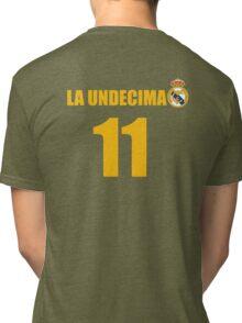 LA UNDECIMA Real Madrid Tri-blend T-Shirt