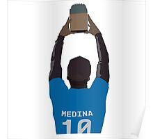 Gabriel Medina Poster