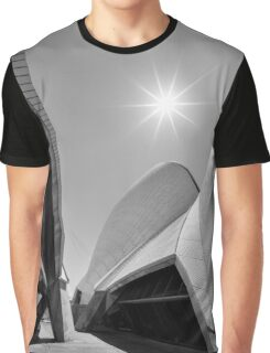 Sydney Opera House Abstract 2 Graphic T-Shirt