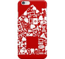 Medicine the house iPhone Case/Skin