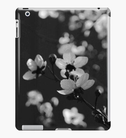 Spring in Black & White iPad Case/Skin
