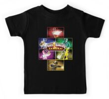 POWER RANGERS SAMURAI MORPH Kids Tee