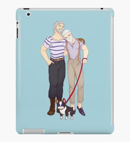Golden Oldies iPad Case/Skin