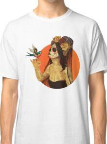 Calavera Princess Classic T-Shirt