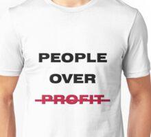 People Over Profit Unisex T-Shirt