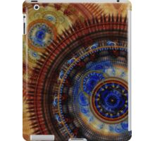 Steampunk horolog  iPad Case/Skin