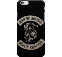 Sons of Anfield - Berlin Chapter iPhone Case/Skin