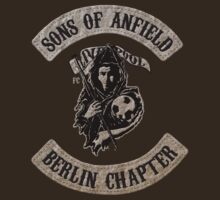 Sons of Anfield - Berlin Chapter T-Shirt