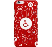 Medicine the scheme iPhone Case/Skin