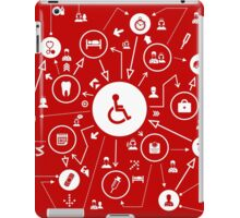 Medicine the scheme iPad Case/Skin