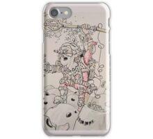 S.A.N.T.A. Trooper iPhone Case/Skin