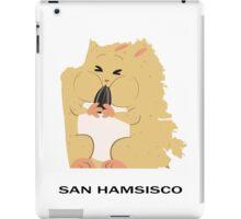 San Francisco (San Hamsisco) iPad Case/Skin