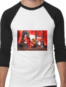 Kickboxer Men's Baseball ¾ T-Shirt