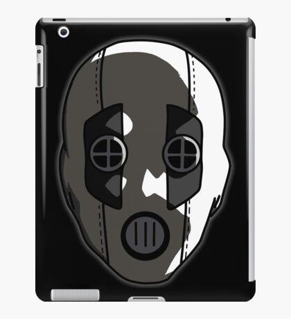 akame ga kill mask iPad Case/Skin