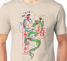 Chihiro and Goku Unisex T-Shirt
