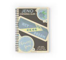 blueberry jeno! Spiral Notebook