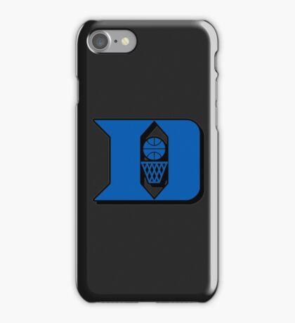 Duke Logo iPhone Case/Skin