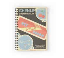 cherry chenle! Spiral Notebook