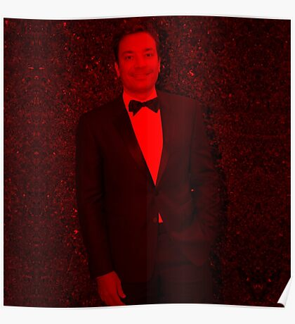 Jimmy Fallon - Celebrity (Square) Poster