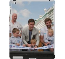 Southampton Boat Show With Matt Baker iPad Case/Skin