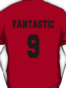 Fantastic - The 9th Doctor T-Shirt