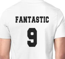 Fantastic - The 9th Doctor Unisex T-Shirt