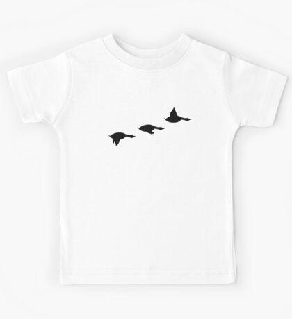 Duck Flight Kids Tee