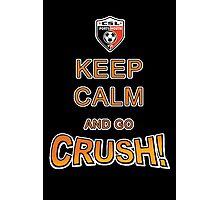 Keep Calm Crush Photographic Print