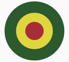 Rasta Mod Target by popculture