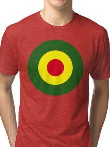 Rasta Mod Target Tri-blend T-Shirt