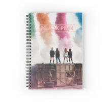 STAY BLACKPINK Spiral Notebook