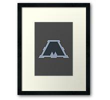 MegaCorp  - Ratchet & Clank Framed Print
