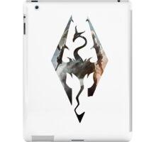Skyrim Logo Dovakhin iPad Case/Skin