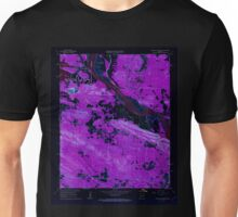 USGS TOPO Map Arkansas AR Pinnacle Mountain 259412 1961 24000 Inverted Unisex T-Shirt