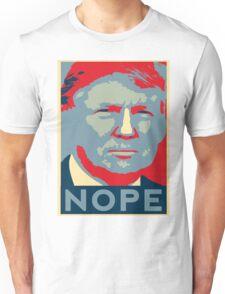 Donald Trump - Nope Unisex T-Shirt